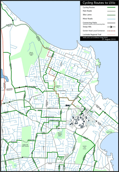 Biking Map