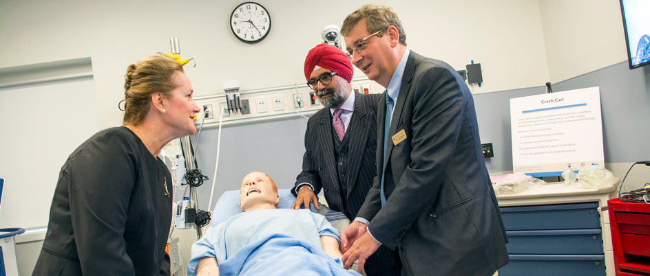 Centre for Interprofessional Clinical Simulation Learning