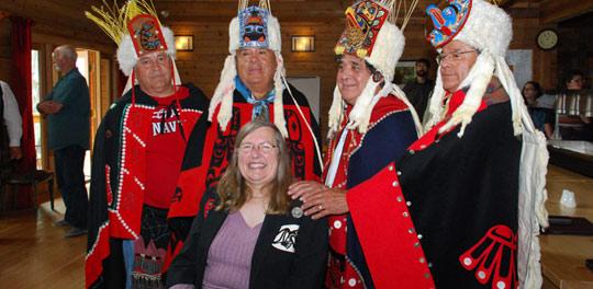 Aboriginal community collaboration