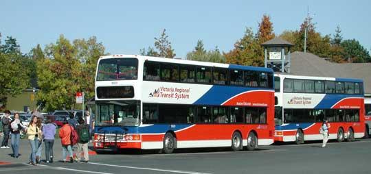 University of Victoria buses
