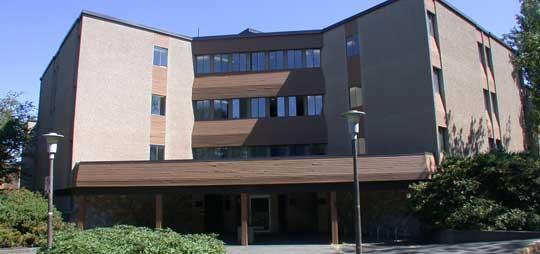 Gordon Head Residences at University of Victoria