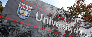 The UVic Story - About UVic