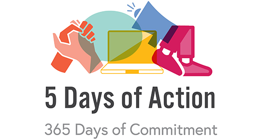 5 Days of Action - University of Victoria