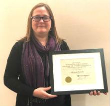 2018 HSD Teaching Award Recipient