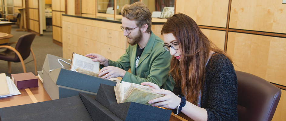 Medieval Studies - University of Victoria