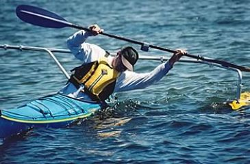 UVic team removes barriers to ocean kayaking - University of