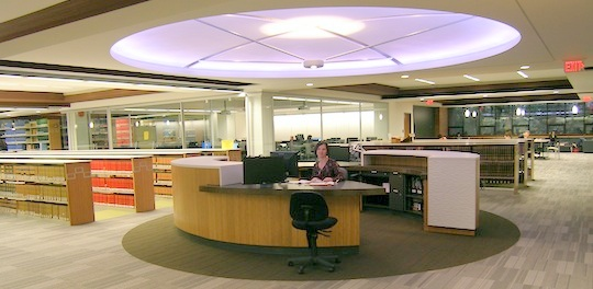 Diana Priestly Law Library Research Assistance