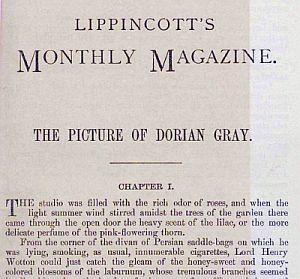 dorian gray essay thesis Outline i thesis statement: oscar wilde's novel the picture of dorian gray depicts a character that barters influences in the picture of dorian gray essay.
