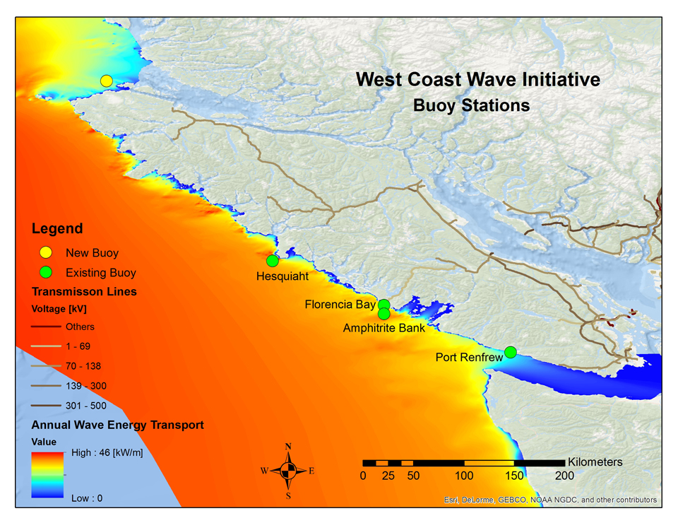 Funding supports wave energy research - University of Victoria