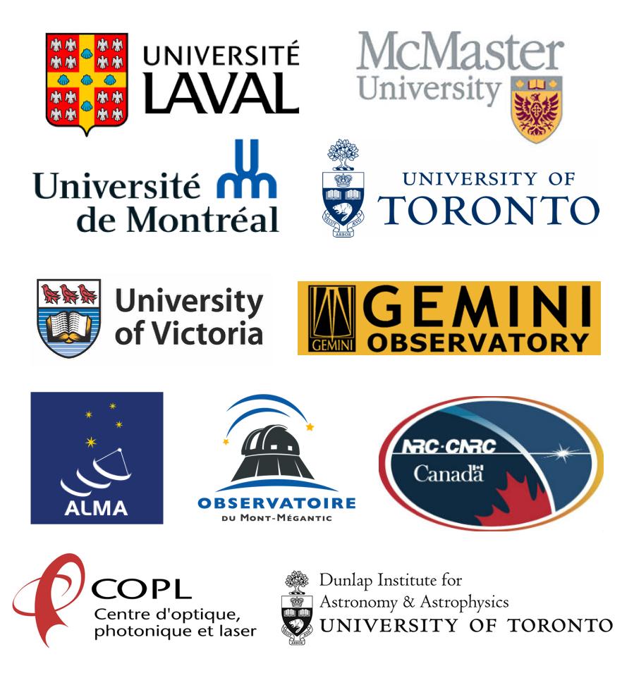 Partner logo collage