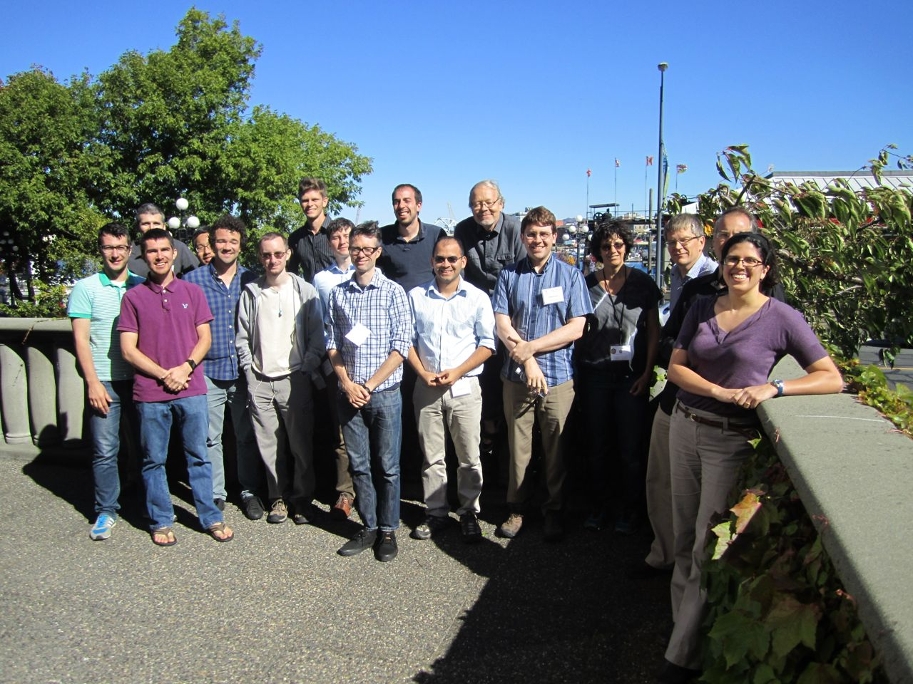 Theory workshop on New Physics at the Intensity Frontier attendees