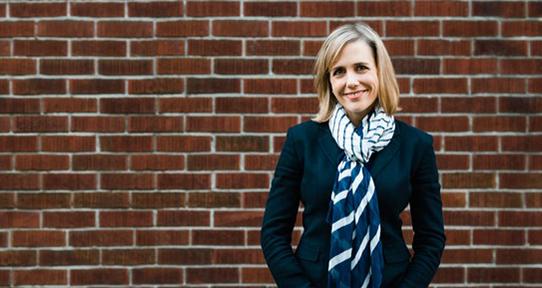 Economics alumna Lori Rennison