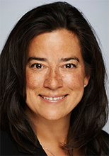 Jody Wilson-Raybould (Puglaas)