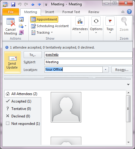 Image Result For Outlook Book Room For Recurring Meeting