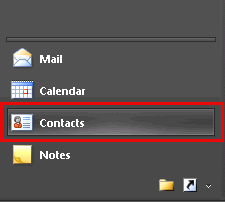 how to send a distribution list in outlook 2010
