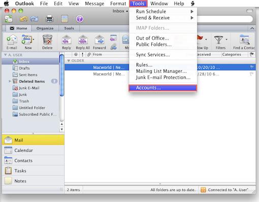 share tasks outlook 2011 mac