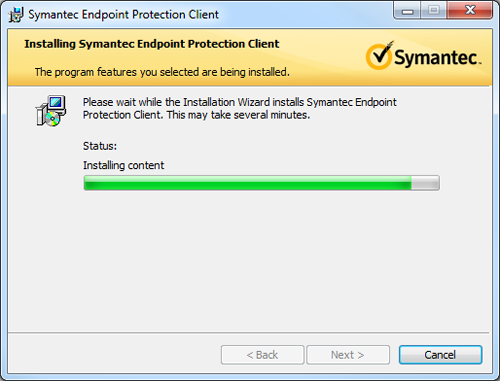 symantec endpoint protection manager download client install package