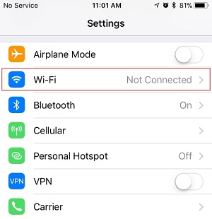 Connect To Uvic Iphone Or Ipad University Of Victoria