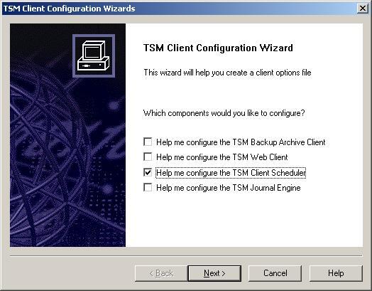 Change your TSM password: Windows - University of Victoria