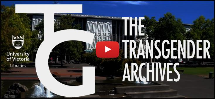 Transgender Archives - University of Victoria